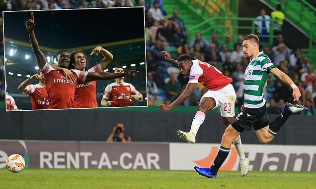 """""""Thánh Lốp"""" Welbeck tung cú sút nhanh như chớp, Arsenal lập kỳ tích với chuỗi 11 trận thắng, thách thức cả châu Âu"""