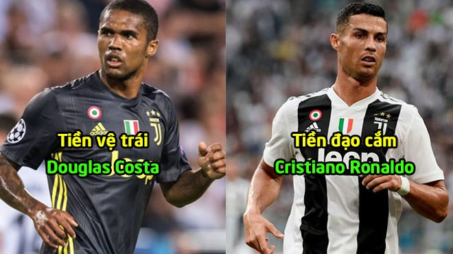 """Đội hình siêu tấn công giúp Juventus đè bẹp """"nhược tiểu"""" Empoli: Chờ cơn thịnh nộ của Ronaldo"""