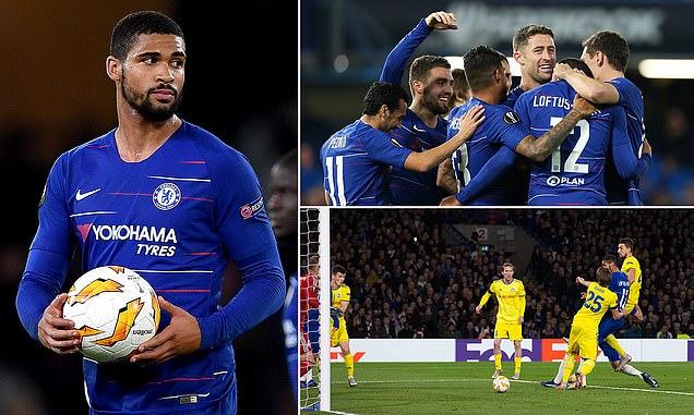 """""""Người thừa"""" bất ngờ tỏa sáng với cú Hat-trick thần thánh, Chelsea hủy d.i.ệ.t đại diện đến từ Belarus để củng cố ngôi đầu bảng"""