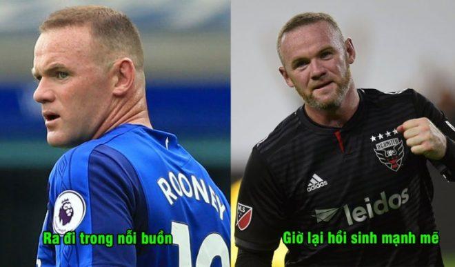 Bị Everton đẩy sang đất Mỹ, đây là lý do khiến Rooney hồi sinh rực rỡ ở tuổi 33 làm fan MU tiếc đ ứt ruột