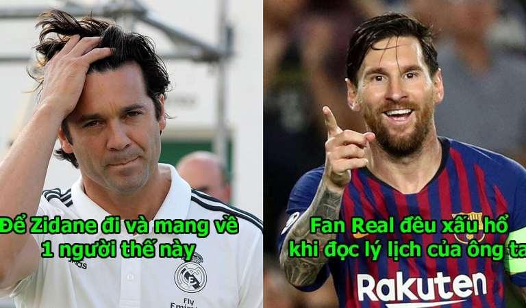 Điều tra lý lịch của tân HLV Real, fan đứng hình khi phát hiện ra ông và Messi có mối quan hệ thân mật thế này đây
