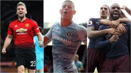 Điểm mặt 8 cầu thủ gây ấn tượng nhất ở Premier League 2018/2019: Sự hồi sinh kỳ diệu của kẻ từng bị Mourinho bỏ đi