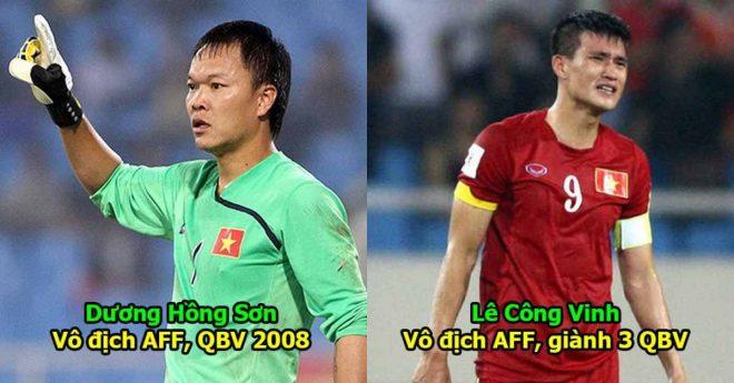 Số phận trái ngược của 5 cầu thủ xứ Nghệ xuất sắc nhất Việt Nam: Người tột đỉnh vinh quang, kẻ lầm đường lạc lối
