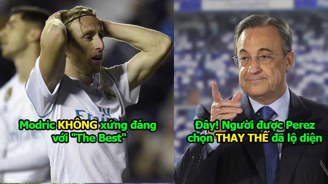 """Không phải Hazard, Real Madrid đã chốt xong cái tên thế chỗ Modric, """"The Best"""" sắp sửa bị đuổi ra đường rồi"""