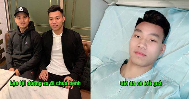 CHÍNH THỨC: Văn Thanh thông báo kết quả cuộc phẫu thuật ở Hàn Quốc, NHM Việt Nam nghe tin mà thở phào nhẹ nhõm