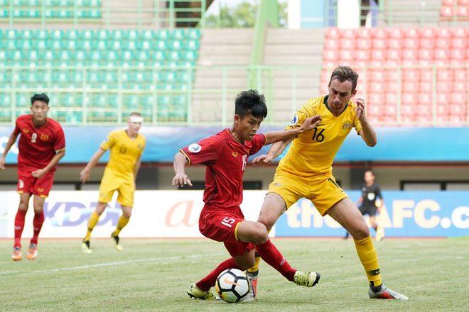 Dồn ép Australia đến nghẹt thở, U19 Việt Nam vẫn không thể tránh khỏi thất bại thứ 2 liên tiếp