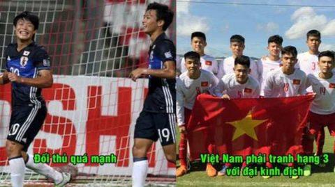 Không tạo ra được bất ngờ trước Nhật Bản, Việt Nam quyết chiến với đại kình địch Đông Nam Á tranh huy chương đồng