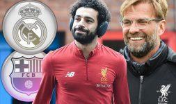 N.Ó.N.G: Salah được Liverpool bật đèn xanh đến La Liga, chọn Real hay Barca đây?
