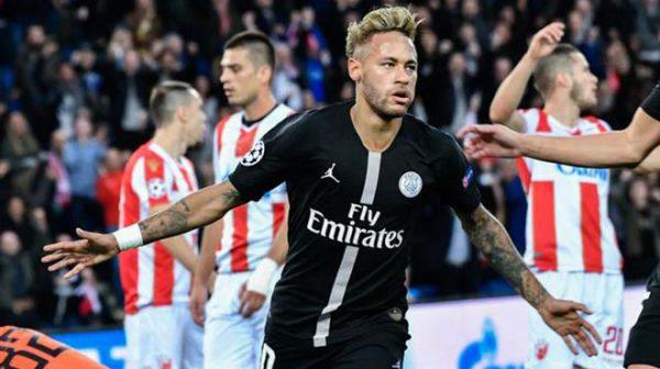 """Chấn động nghi á n bán độ Champions League 2018/19: Trận đấu của PSG bị dàn xếp, đối thủ """"thả"""" cho Neymar ghi hat-trick?"""