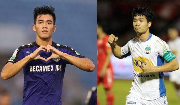 Cho Công Phượng hít khói, Nguyễn Tiến Linh chính thức trở thành tiền đạo nội xuất sắc nhất V.League 2018