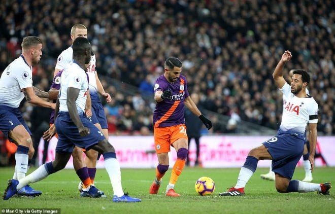 Kết quả Tottenham vs Man City: Ra chân điện xẹt, đòn phủ đầu choáng váng