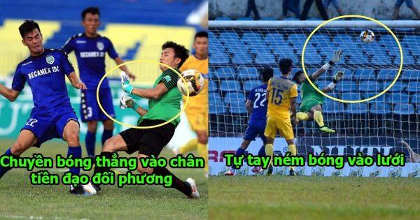 Tiến Dũng biếu không bàn thắng cho đội bạn, Thanh Hóa thua th.ả.m trong trận chung kết Cúp Quốc gia
