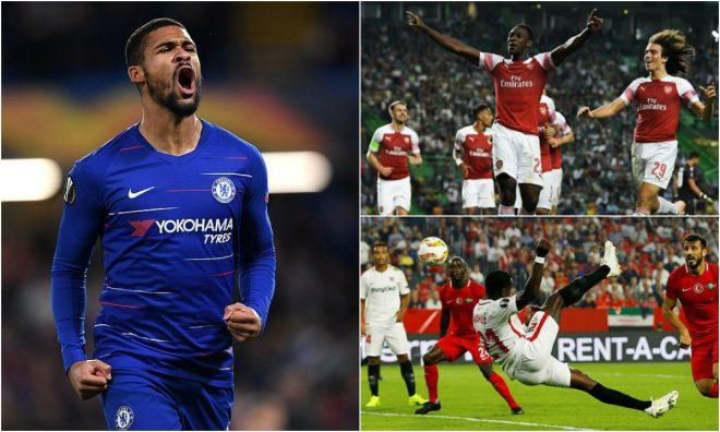 """9 điều bạn có thể bỏ lỡ ở lượt trận Europa League rạng sáng nay: Đã có ứng viên sáng giá cho danh hiệu """"Bàn thắng đẹp nhất năm"""""""