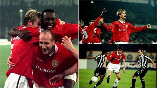CHÙM ẢNH: Nhìn lại cuộc lội ngược dòng vĩ đại của Bầy Quỷ đỏ trước Juventus năm 1999