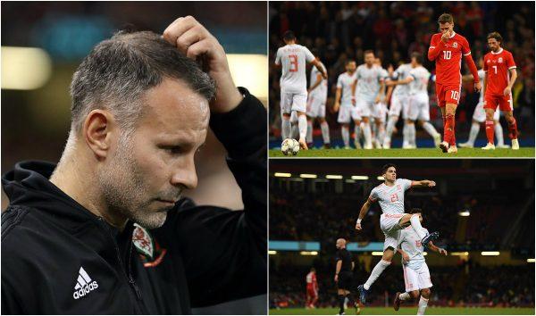 Cả gan không cho Bale thi đấu, tướng Giggs nhận cái kết đắng ngắt trước những chú bò tót Tây Ban Nha ngay trên sân nhà