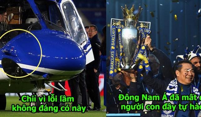 Chính thức: Đã biết nguyên nhân máy bay của chủ tịch Leicester bốc ch áy, Đông Nam Á m ấ t đi niềm tự hào một cách cay đắng