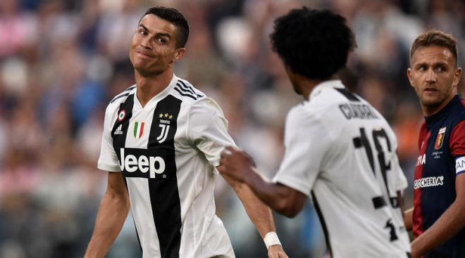 Ronaldo khai hỏa, Juventus vẫn cay đắng sa lầy ngay tại thánh địa Allianz