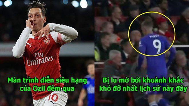Đang đá với Arsenal, Vardy tự ý chạy vào đường hầm một đi không trở lại khiến cả sân cười vỡ bụng