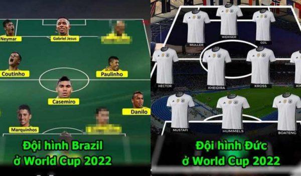 Cận cảnh đội hình của 6 ông trùm hổ báo WC 2022: Chỉ cần có Mbappe, Pháp thừa sức vô địch lần nữa