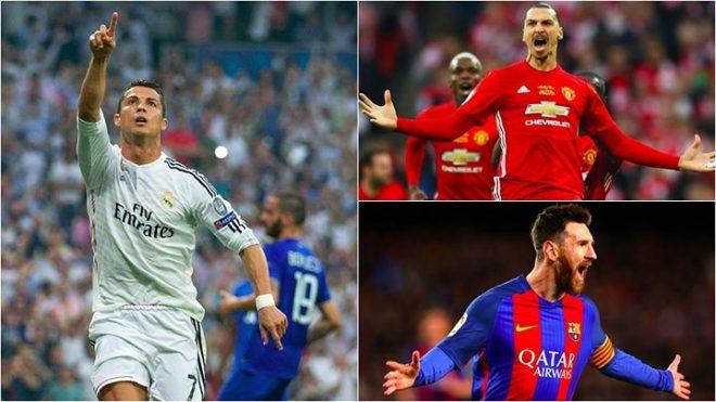 10 cầu thủ GIÀU nhất làng bóng đá: Ronaldo và Messi chỉ là ruồi muỗi với siêu nhân Đông Nam Á!