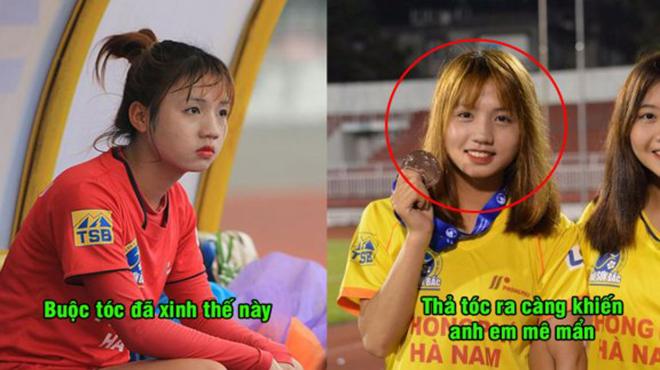 Hé lộ thân thế của nữ cầu thủ xinh đẹp nhất Việt Nam, trên sân đã cuốn hút mà ngoài đời còn mê người gấp vạn