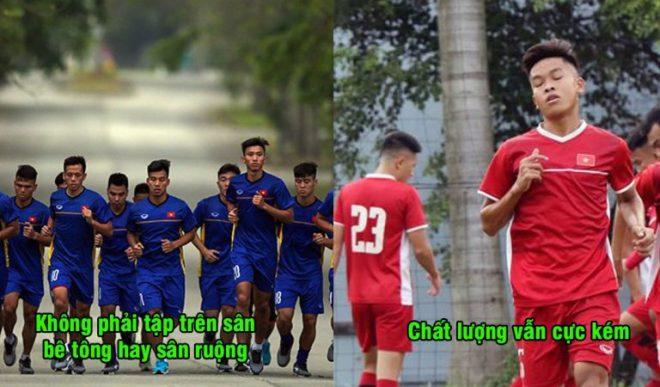ASIAD vừa qua chưa lâu, Indonesia đã lại tiếp tục bố trí mặt sân xấu cho U19 Việt Nam ở giải châu Á thế này đây