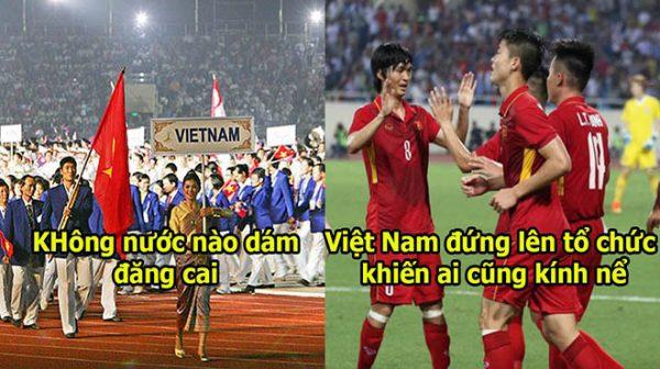 Quyết đánh chiếm HCV SEA Games, VN sẽ tổ chức đại hội thể thao khiến Thái Lan và Singapore cúi đầu kính nể