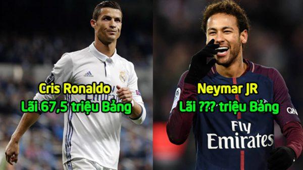 """15 bản hợp đồng """"hời"""" nhất lịch sử bóng đá thế giới: Đem về số lãi siêu k.h.ủ.n.g cho MU, Ronaldo vẫn phải chào thua Neymar"""