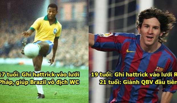 20 thiên tài từ bé đã sở hữu tài năng không một ai dám coi thường: Mbappe rồi sẽ còn giỏi hơn cả CR7 và Messi