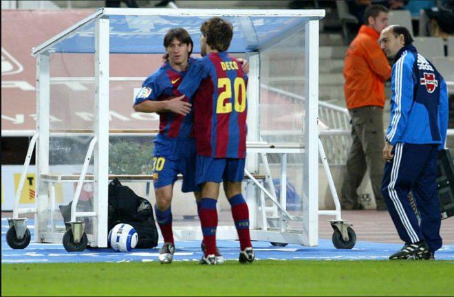 Ngày này 14 năm trước Messi ra mắt Barca: Thiên tài lộ diện, thế giới ngả nghiêng