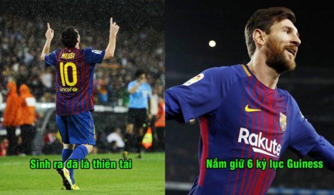 6 kỷ lục Guinness mà Lionel Messi đang nắm giữ: Số 2 chứng minh vì sao tài năng của anh là bẩm sinh
