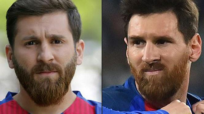 15 phiên bản người thường giống các siêu sao bóng đá như đúc: Nhìn Ronaldo và bản sao cứ ngỡ anh em sinh đôi
