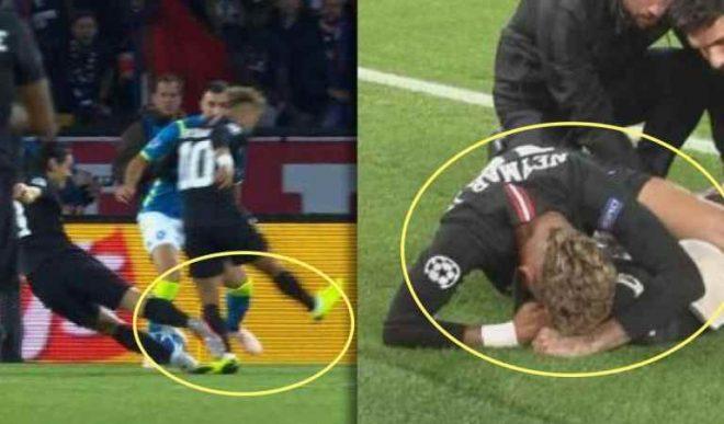 Ngang nhiên tr iệt hạ… Neymar ngay trên sân để c ư ớ p cơ hội ghi bàn, Cavani lộ rõ bộ mặt khiến tất cả khinh thường