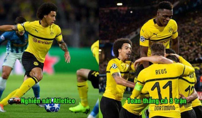 Vừa hết lượt đi vòng bảng Champions League, 3 đại gia này đã giành quyền vào vòng knock-out, ứng cử viên vô địch là đây