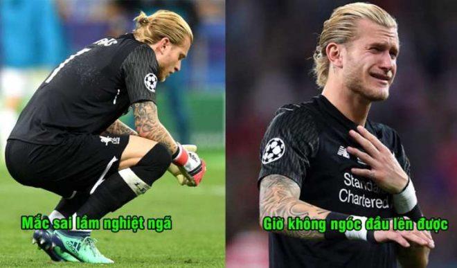 5 tháng sau sai lầm nghiệt ngã ở chung kết Champions League, số phận Karius giờ đáng thương thế này đây