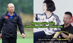 """Cầu thủ U19 Việt Nam khiến cả nước phẫn nộ vì ngang nhiên quay cảnh """"n ó n g"""" trên internet"""