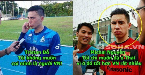 """Mang danh """"GỐC VIỆT"""" nhưng 4 cầu thủ này lại rất khinh thường Việt Nam: Số 3 khiến ai cũng tức đ.i.ê.n"""