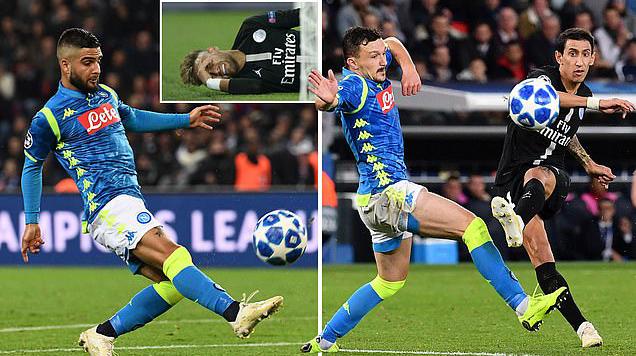 Trở thành cứu tinh trong những giây cuối cùng, Di Maria làm hồi sinh hy vọng vượt qua vòng bảng Champions League của PSG