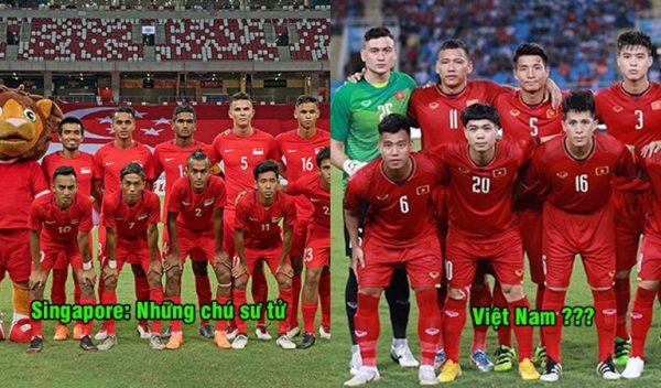 Giải mã biệt danh của các đội bóng Đông Nam Á: Không đội nào có cái tên ý nghĩa bằng Việt Nam
