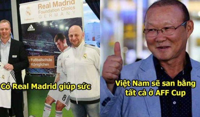 """Thầy Park đón """"vũ khí bí mật"""" từ Real Madrid phục vụ cho AFF Cup, lần này Thái Lan no đòn với Việt Nam rồi"""