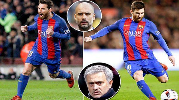 Chấn động Messi chán Barca sắp đi miễn phí: Man City – MU có cơ hội?