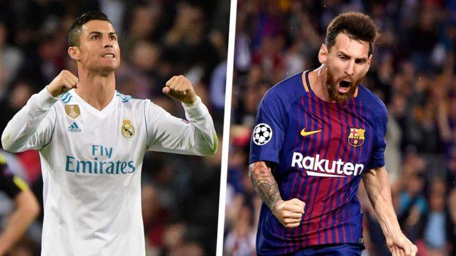 Đội hình Real – Barca ra sao khi El Clasico 11 năm trước không Ronaldo lẫn Messi?