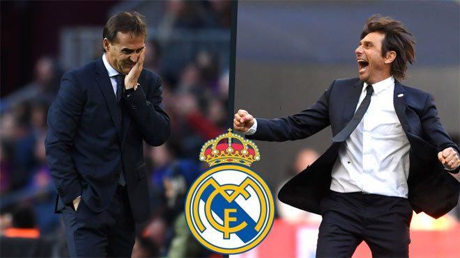 CHÍNH THỨC: Real Madrid sa thải HLV Lopetegui sau 120 ngày dẫn dắt, Conte chuẩn bị ra mắt