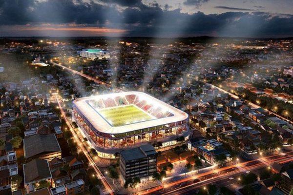 Được rót vốn 6000 tỷ đồng, SVĐ Hàng Đẫy sẽ được xây mới đẹp lung linh như Old Trafford