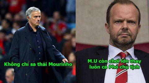 Để tuột mất Zidane vào tay Juventus, MU chuyển mục tiêu đưa kẻ thù không đội trời chung của Mourinho về thay thế
