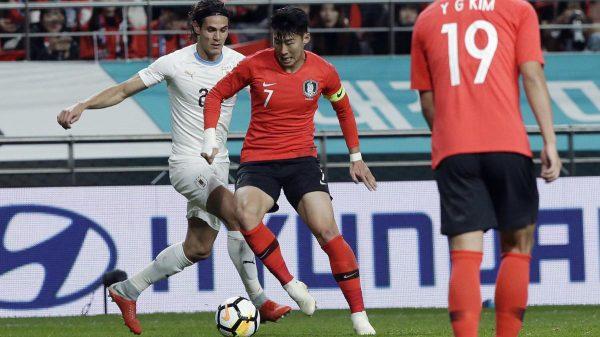 Son Heung Min hỏng 11m, Hàn Quốc bất ngờ giành kết quả chấn động trước Uruguay
