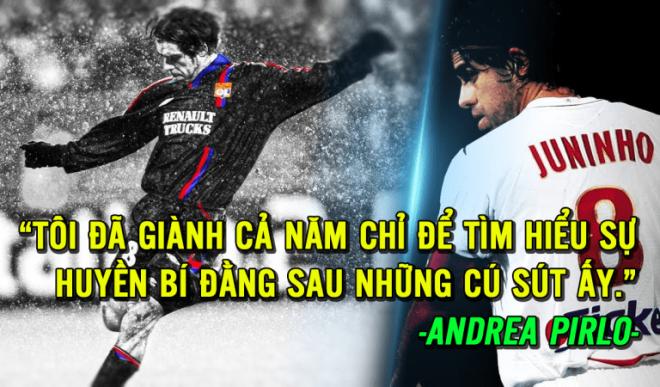 """Giải mã bí ẩn trong cách sút của """"vua sút phạt"""" số 1 lịch sử Juninho khiến những Beckham, Messi """"quỳ gối"""""""