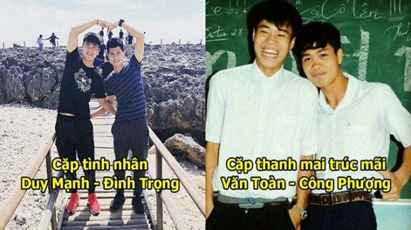 8 tình bạn đẹp như mơ trong đội hình U23 Việt Nam: Cặp cuối cùng thân thiết còn hơn vợ chồng