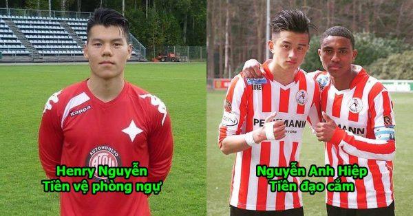 Đội hình 11 cầu thủ châu Âu gốc Việt nếu kết hợp với U23 sẽ mang về cho Việt Nam tấm vé dự World Cup