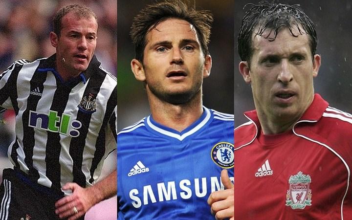 Top 10 cầu thủ Anh ghi bàn xuất sắc nhất lịch sử Premier League: Chỉ vì Mourinho mà điều ước của Rooney không bao giờ thành hiện thực